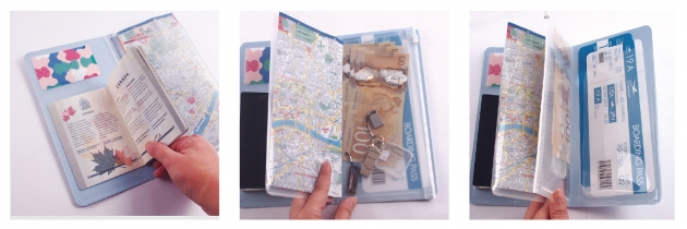 Travel Pocket File 2